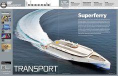 Je hebt veerboten en superveerboten. De HSC Condor Liberation behoort tot de laatste categorie. De ferry werd eind maar in gebruik genomen en vaart tussen de zuidkust van Groot-Brittannië en de Kanaaleilanden. Het 102 meter lange schip is overigens niet spiksplinternieuw. Austal, de Australische scheepsbouwer die onder meer ook aan de Amerikaanse marine levert, had het al in 2010 klaar.