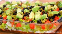 Clean Eating Taco Dip | Clean+Delicious®