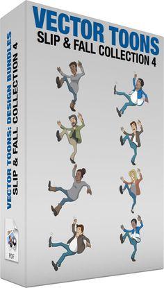 Slip and Fall Collection 4 #africanamerican #caucasian #fall #falldown #female #hispanic #individual #injure #insurancescam #losebalance #male #man #offbalance #people #person #personalinjury #personalinjuryattorneys #personalinjuryclaim #personalinjuryinsurance #personalinjurylawsuit #personalinjurylawyer #slip #spill #tumble #woman #vector #clipart #stock