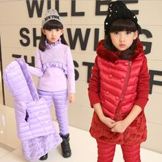 Cheap clothing application, Buy Quality clothing led directly from China clothing junior Suppliers: 2015 Brand Girls Clothing Set Winter New Warm Thicken Fur Flower Fashion Korean Princess Girls 3PCS Clothing SetSpecif