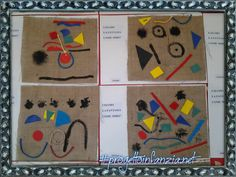 2 ok miròe Urban Painting, Ecole Art, Best Street Art, Art Curriculum, Nursery School, Joan Miro, Kandinsky, Art Education, Art For Kids