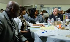 Participants develop strategies to increase student achievement