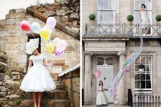 Balloons at weddings