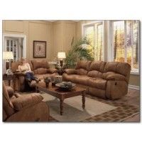 Continental Double Reclining Sofa