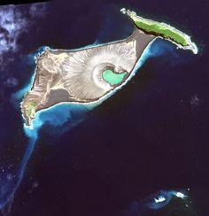 Tonga volcano