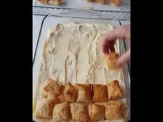 Borcamda Milföy Pasta Tarifi - YouTube
