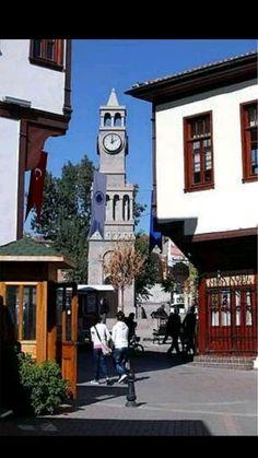 Ankara Clock Tower-Ankara-Turkiye