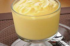 Receita de Mousse rápida de abacaxi - Comida e Receitas