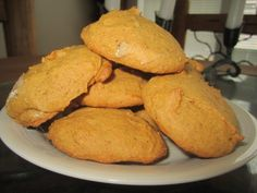 A Recipe for Soft, Cakey Pumpkin Cookies Made With Egg Whites: Serve Plain or Choose Your Mix-In(s)
