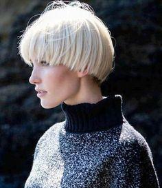 Taglio a scodella: il bowl cut è il taglio corto della moda capelli estate 2017