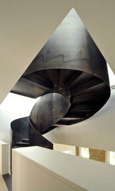 stairs by Studio Seilern Architects