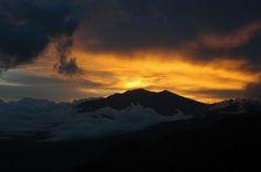 Boquete sunset