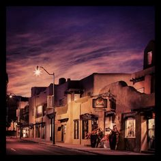 March trip to Santa Fe. It will be my first visit. This looks like a must see--Santa Fe Plaza