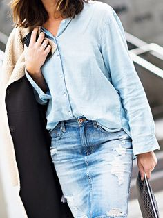 7 Denim Hacks That Will Make Your Life SO Much Better (via Bloglovin.com )