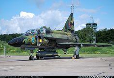 Saab SK37 Viggen aircraft picture