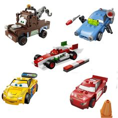 2016 New original Bela CARS 2 Car Model Building Blocks Set Vehicle Model Brick Toys Compatible Legoe Cars-in Blocks from Toys & Hobbies on Aliexpress.com | Alibaba Group