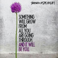 And it will be you!