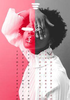Neue Mode Logo Inspiration Typografie Kunst Illustrationen Ideen - New Fashion Logo Inspiration Typography Art Illustrations Ideas Neue Mode Logo Inspiration Typografie Kunst Illustrationen Ideen # Mode Portfolio Graphic Design, Graphic Design Posters, Graphic Design Inspiration, Poster Designs, Visual Design, Design Art, Web Design, Design Ideas, Split Design