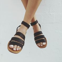 Trilogy Sandal