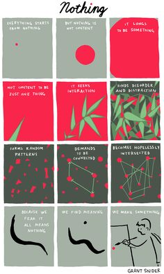 INCIDENTAL COMICS: Nothing