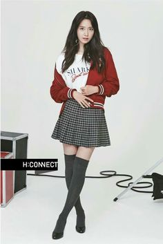 Yoona SNSD H. Connect 2/6