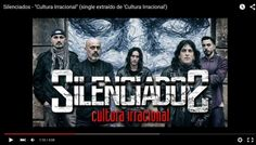 """Cultura irracional"" single adelanto de SILENCIADOS"