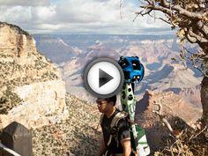 Première expédition dans le Grand Canyon pour Google Street View