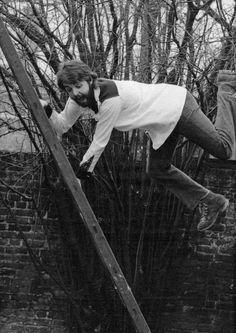 Paul McCartney by Linda McCartney Scotland, 1969.