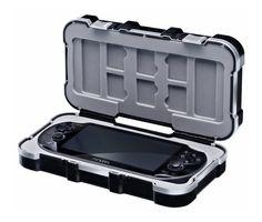 Thrustmaster S.P.F Case for PS Vita (PlayStation Vita): Amazon.co.uk: PC & Video Games