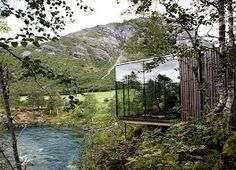 JUVET LANDSCAPE HOTEL NORVEGIA