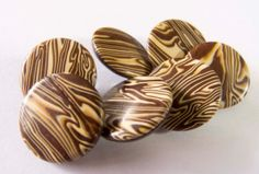 Vintage Tight Top Celluloid Buttons