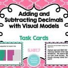 This can be used as a center activity or two separate activities.  Print task cards on heavy card stock, cut them apart, and laminate for best resu...