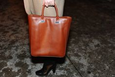 03ed5929ad An Up-Close Look at All the Gorgeous Shoes and Bags From Last Fashion Week