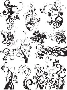 baroque+design+tattoos | Merci pour vos coms