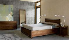 Matera Bed with Storage, on apartmenttherapy.com