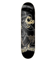 """Mickey Death Skateboard"" Disponible en www.kingmonster.com.mx"