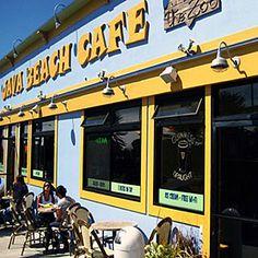 Java Beach Cafe at the Zoo - San Francisco, CA