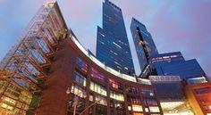 泊ってみたいホテル・HOTEL アメリカ>ニューヨーク>セントラル・パークから1ブロック、タイムワーナーセンターの上層階>マンダリン オリエンタル ニューヨーク(Mandarin Oriental New York)