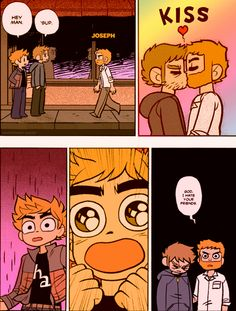 This is probably my favorite page of Scott Pilgrim omfg