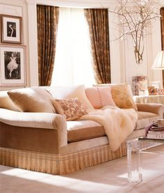 Ralph Lauren Home Rue Madame Feminine Elegant Pink Paris French Style