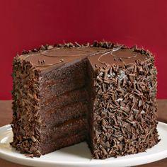 7 layer chocolate cake -- yummy!