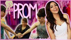 Macbarbie07 Makes Over Valerie - Make Me Over Ep 42 Youtube I, In High School, Love Her, Bethany Mota, Prom, How To Make, Senior Prom