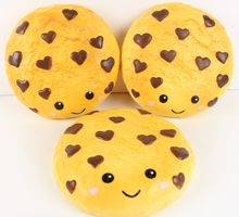 SillySquishies Chocolate Chip Cookie Squishy - sillysquishies.com