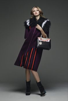 Fendi Pre-Fall 2015 - www.so-sophisticated.com