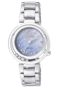 Citizen Ladies Eco-Drive Bracelet Stainless Steel Watch