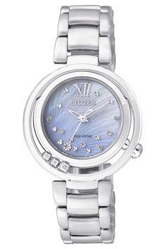 Citizen Ladies Eco-Drive Bracelet Stainless Steel Watch - dream!
