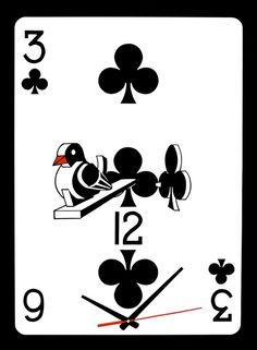 Amazing 2-Foot Hand-Cut Playing Cards by Emmanuel Jose