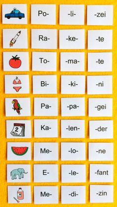 Vorschule Deutsch Kindergarten – Rebel Without Applause Science Worksheets, Science Lessons, What Is Parenting, Cycle 2, Learn German, German Language, Simple Words, Blog Writing, Kindergarten Activities