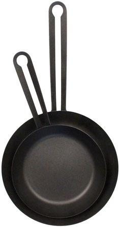 zani & zani cookware - matte black