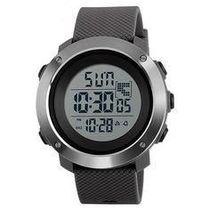 Men s Sport Watch Chrono Double Time Digital Water Resistant LED Display  Men s Sport Watch Chrono Double Time Digital Water Resistant LED Display 6e08ef31158c